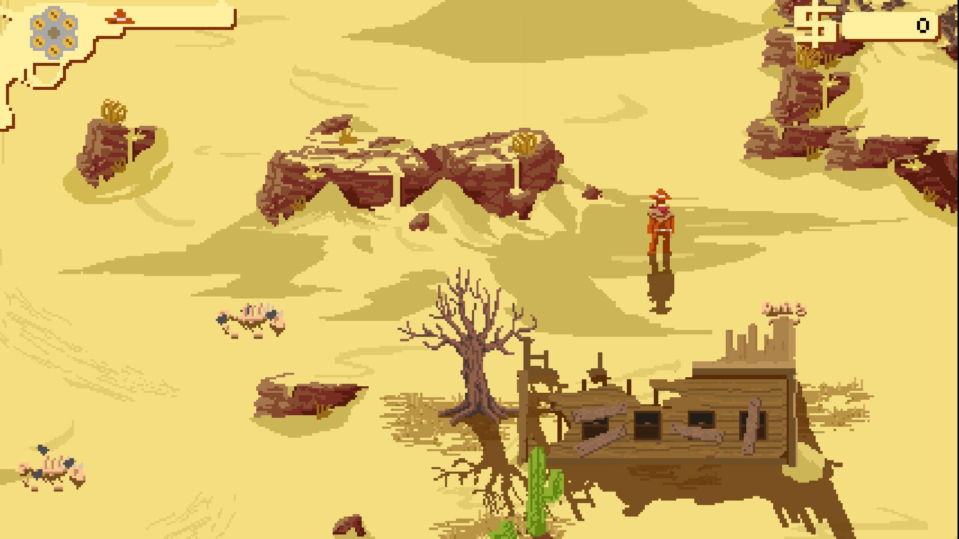 Westerado: Double Barreled screenshot