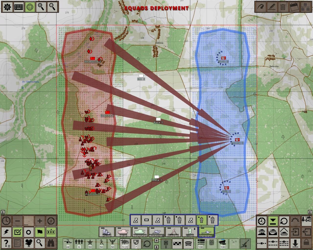 Graviteam Tactics: Operation Star screenshot