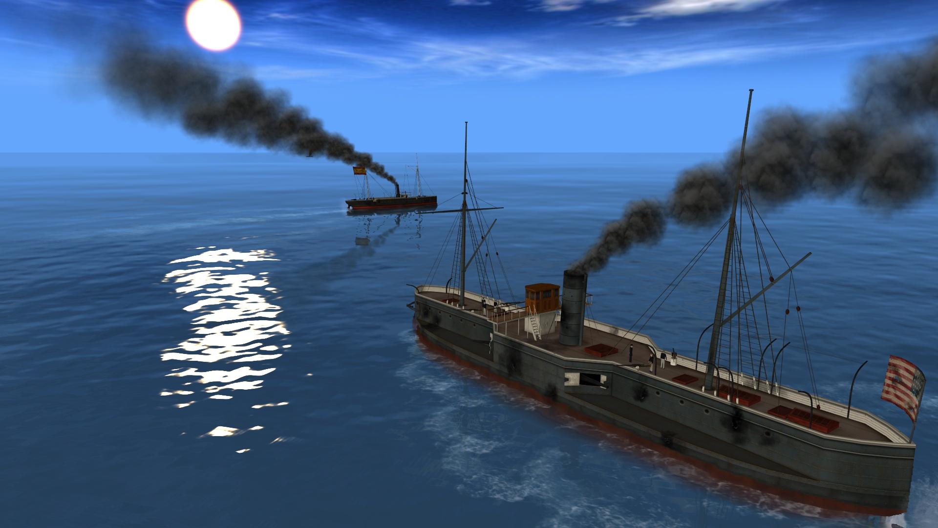 Victorian Admirals screenshot