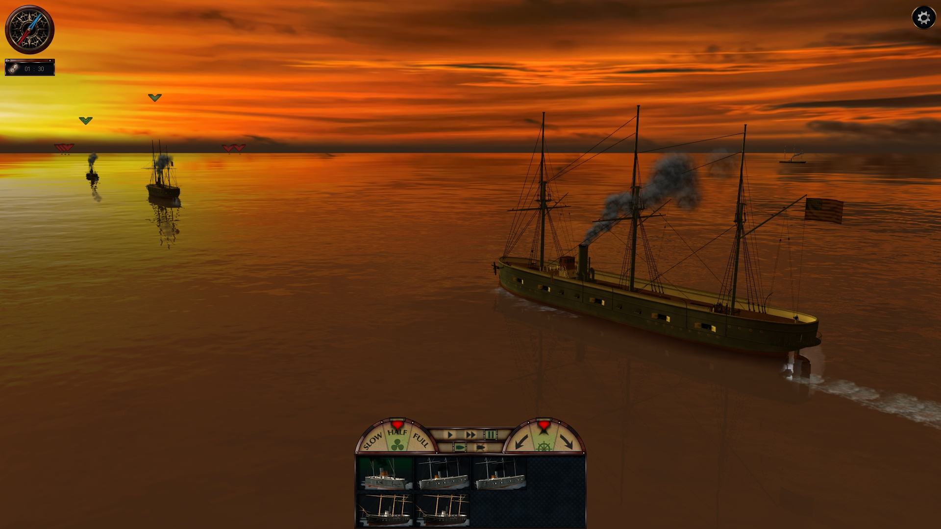 Victorian Admirals screenshot