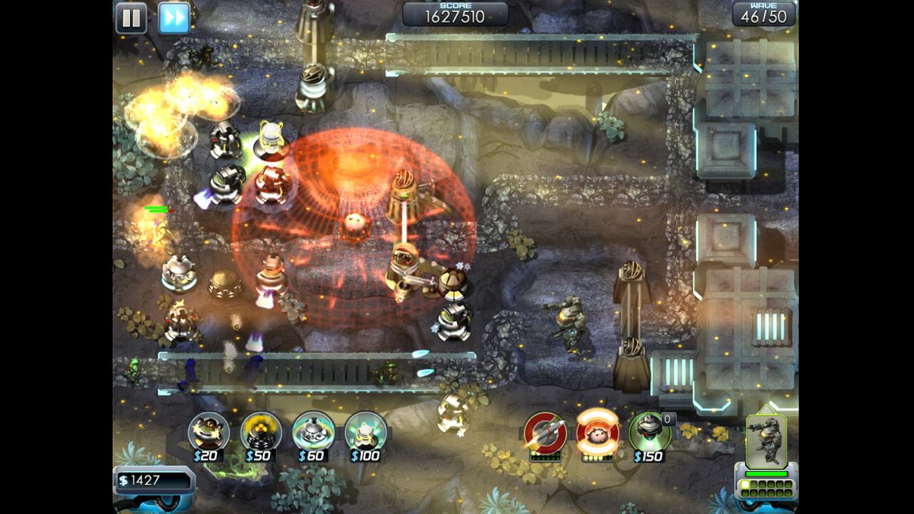 Sentinel 3: Homeworld screenshot
