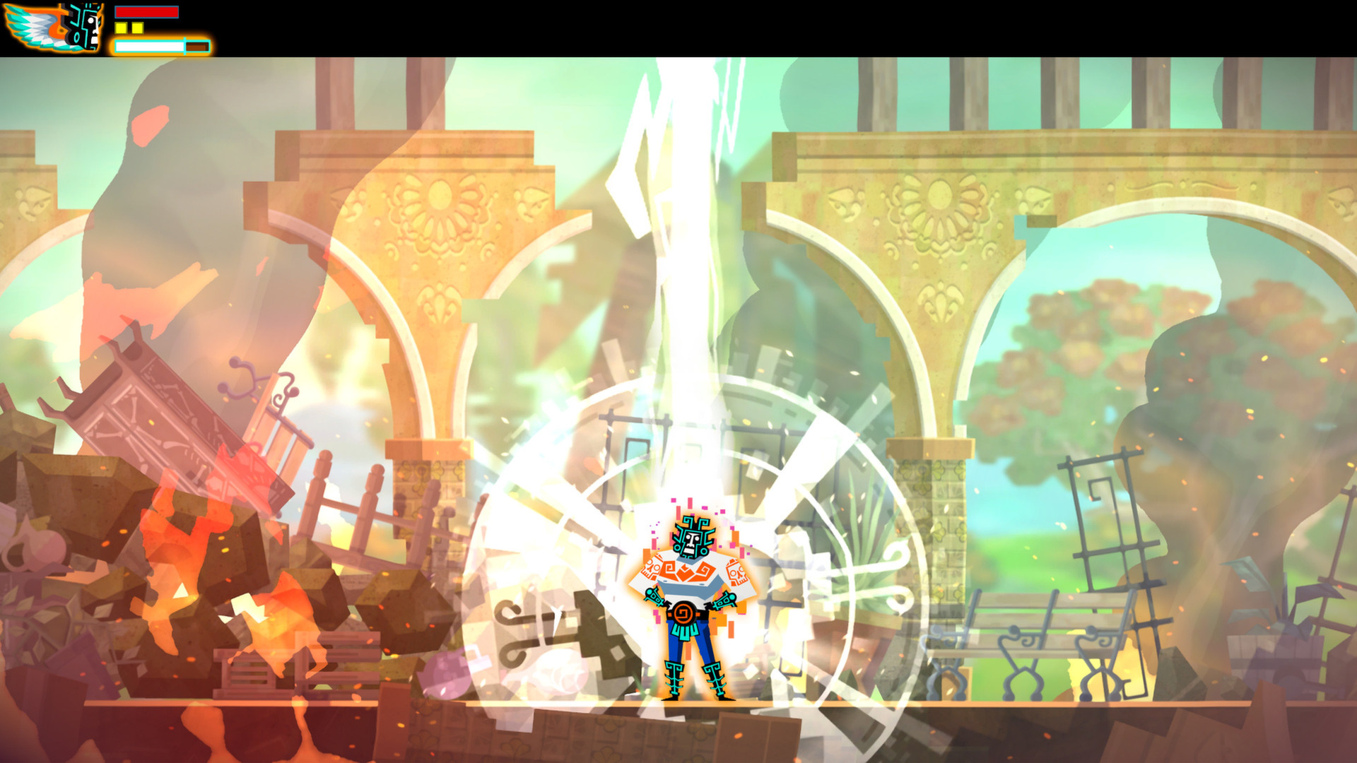 Guacamelee! Super Turbo Championship Edition screenshot 2