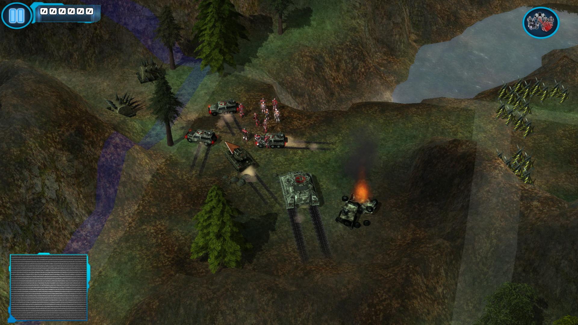 Z Steel Soldiers screenshot
