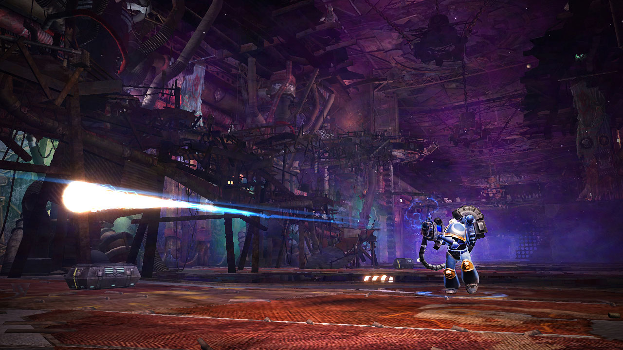 Warhammer 40,000: Kill Team screenshot