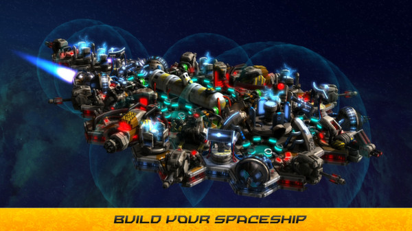 Space Run (PC) 2014