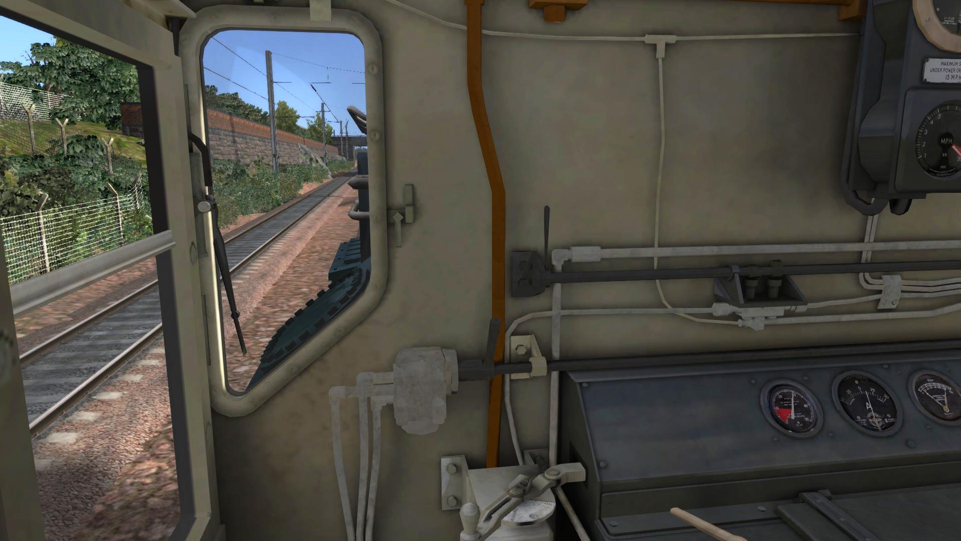 BR Blue Class 08 Add-on Livery screenshot
