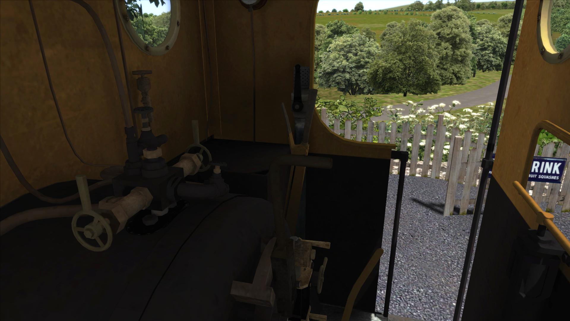 0-4-0 Saddletank Pack 1 Add-on Loco screenshot