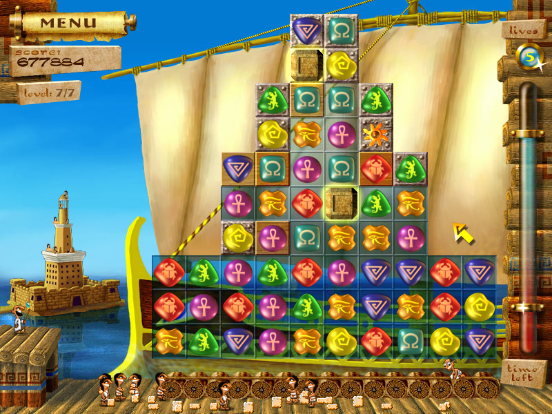 7 Wonders: Treasures of Seven - Games for PC, Mobile ...