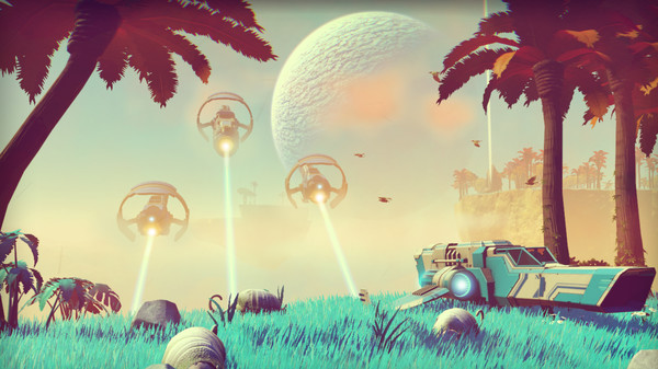 No Mans Sky v1.0-Update 20.08.2016 Plus 25 Trainer-FLiNG