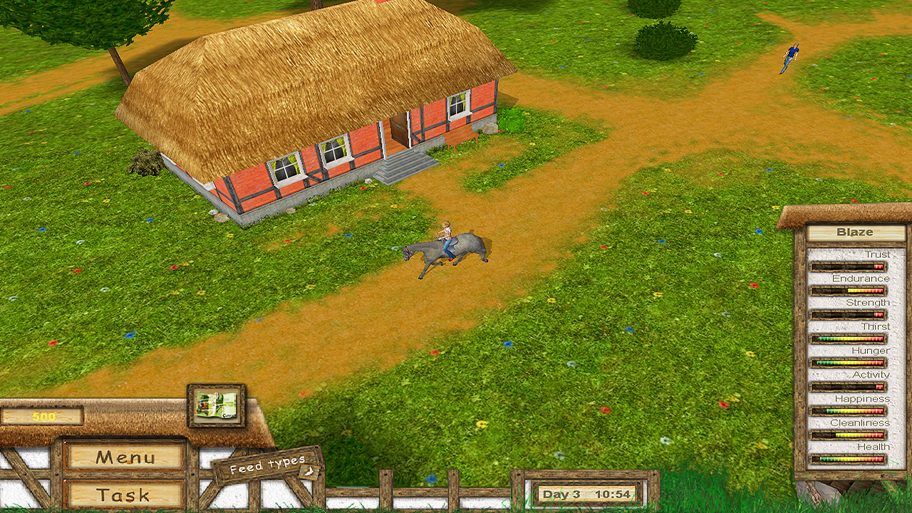 My Riding Stables: Your Horse world screenshot