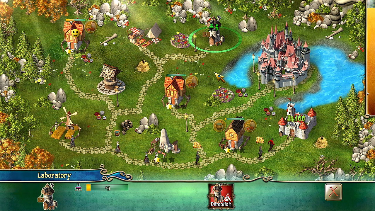 Kingdom Tales Screenshot 3