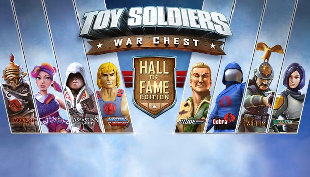 скачать игру toy soldiers war chest