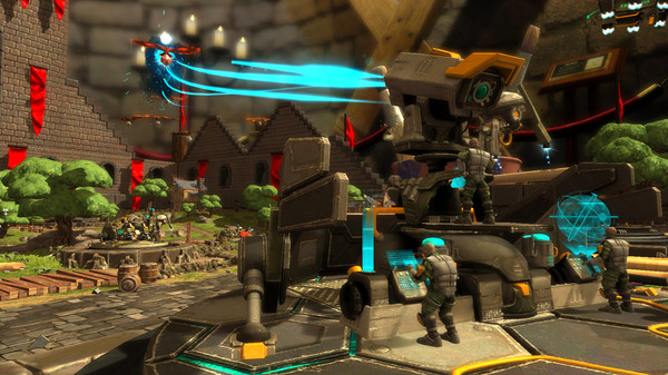 Toy Soldiers: War Chest - Game Screenshot