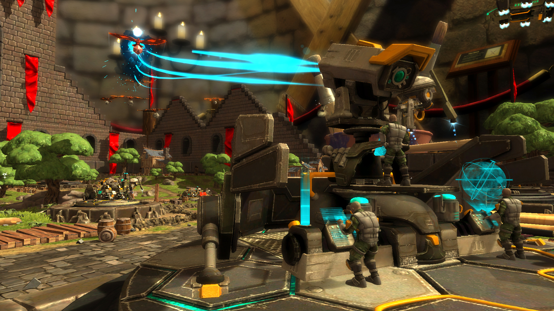Toy Soldiers: War Chest screenshot