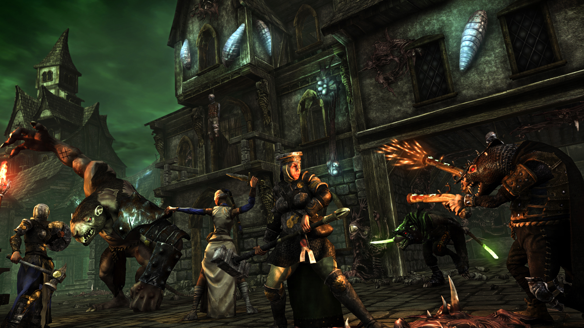 Mordheim: City of the Damned screenshot