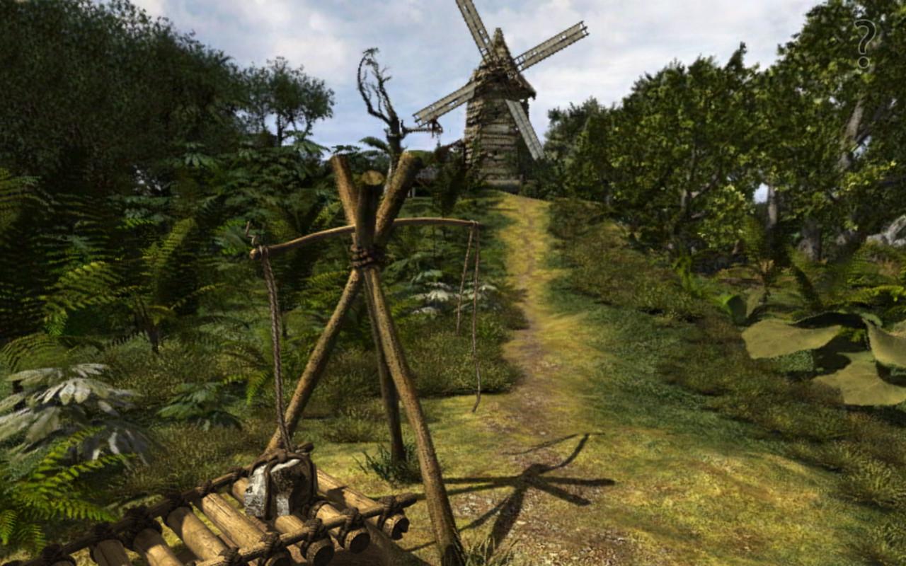Return to Mysterious Island screenshot