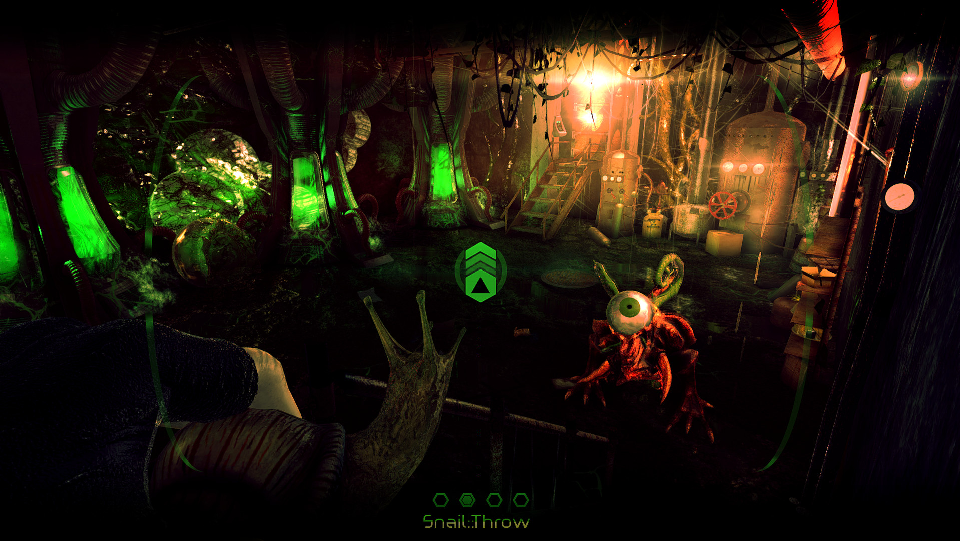 Albedo: Eyes from Outer Space screenshot 1