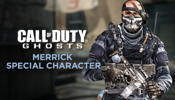 Call of Duty Ghost Character Game Call of Duty Ghosts