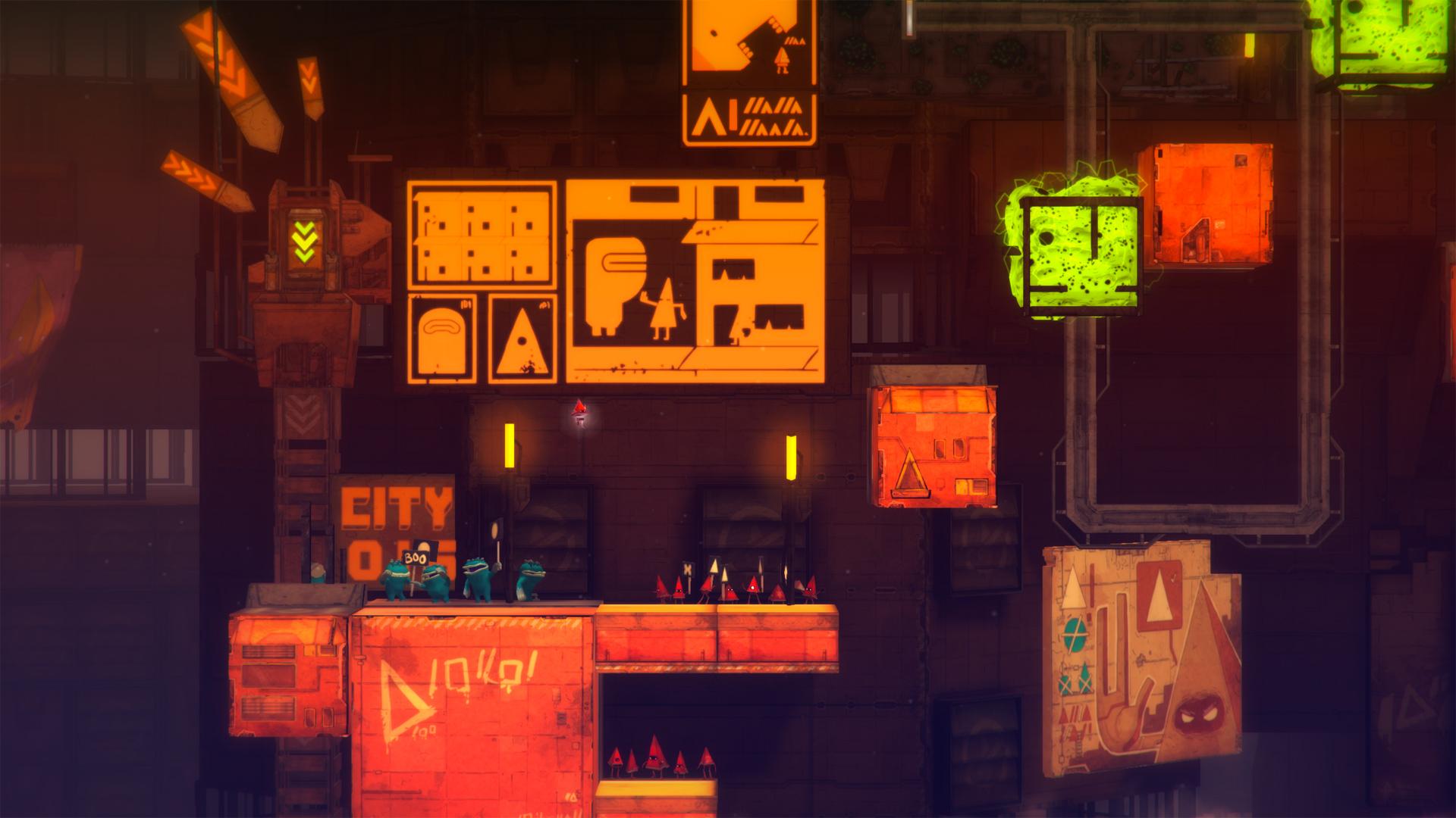 On Rusty Trails screenshot