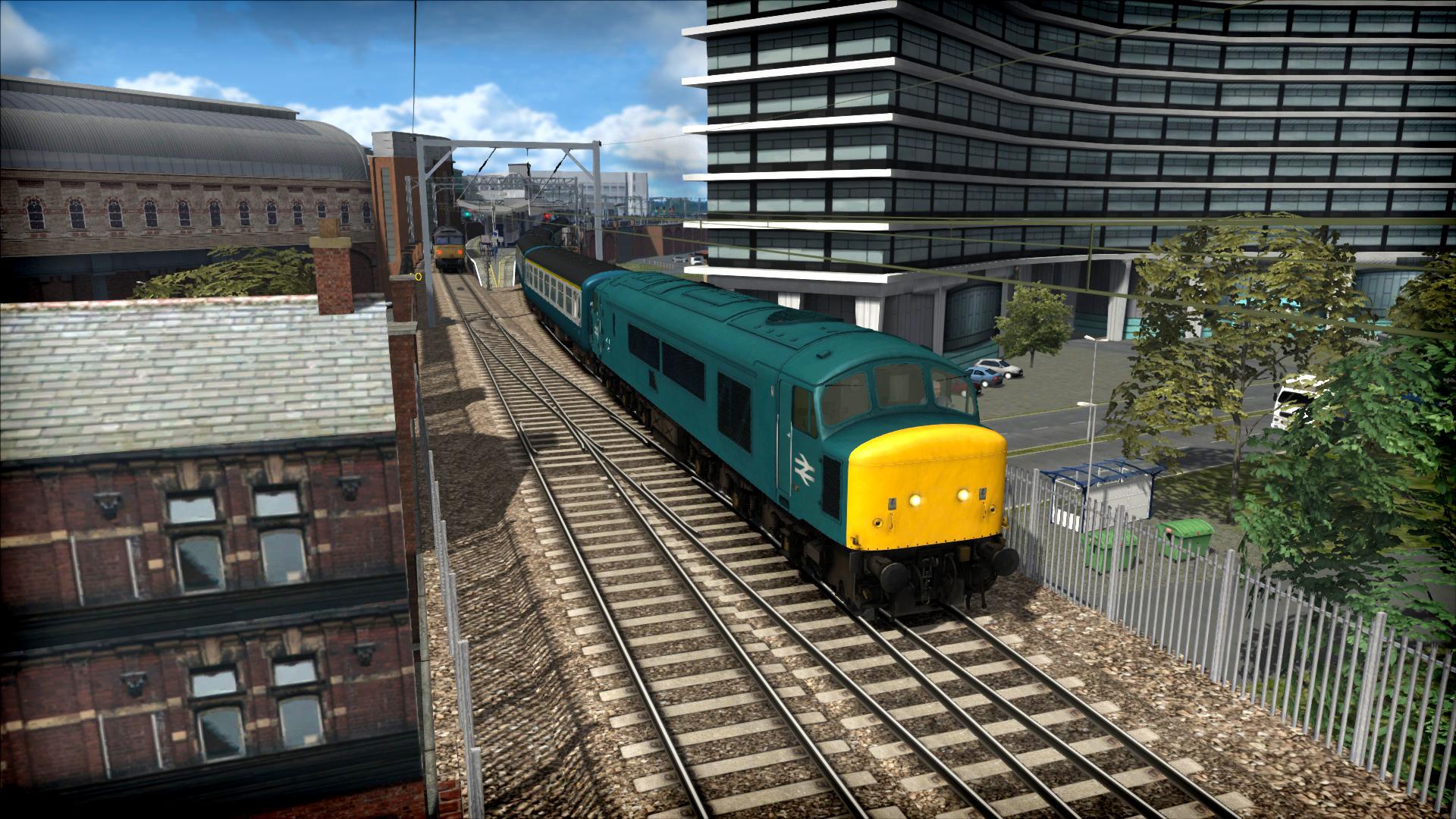 Train Simulator: BR Class 45 'Peak' Loco Add-On screenshot