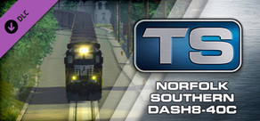 Train Simulator: Norfolk Southern Dash8-40C Loco Add-On