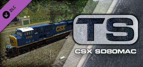 Train Simulator: CSX SD80MAC Loco Add-On