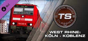 Train Simulator: West Rhine: Köln - Koblenz Route Add-On