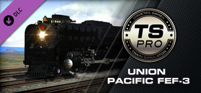 Union Pacific FEF-3 Loco Add-On