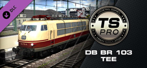DB BR 103 TEE Loco Add-On