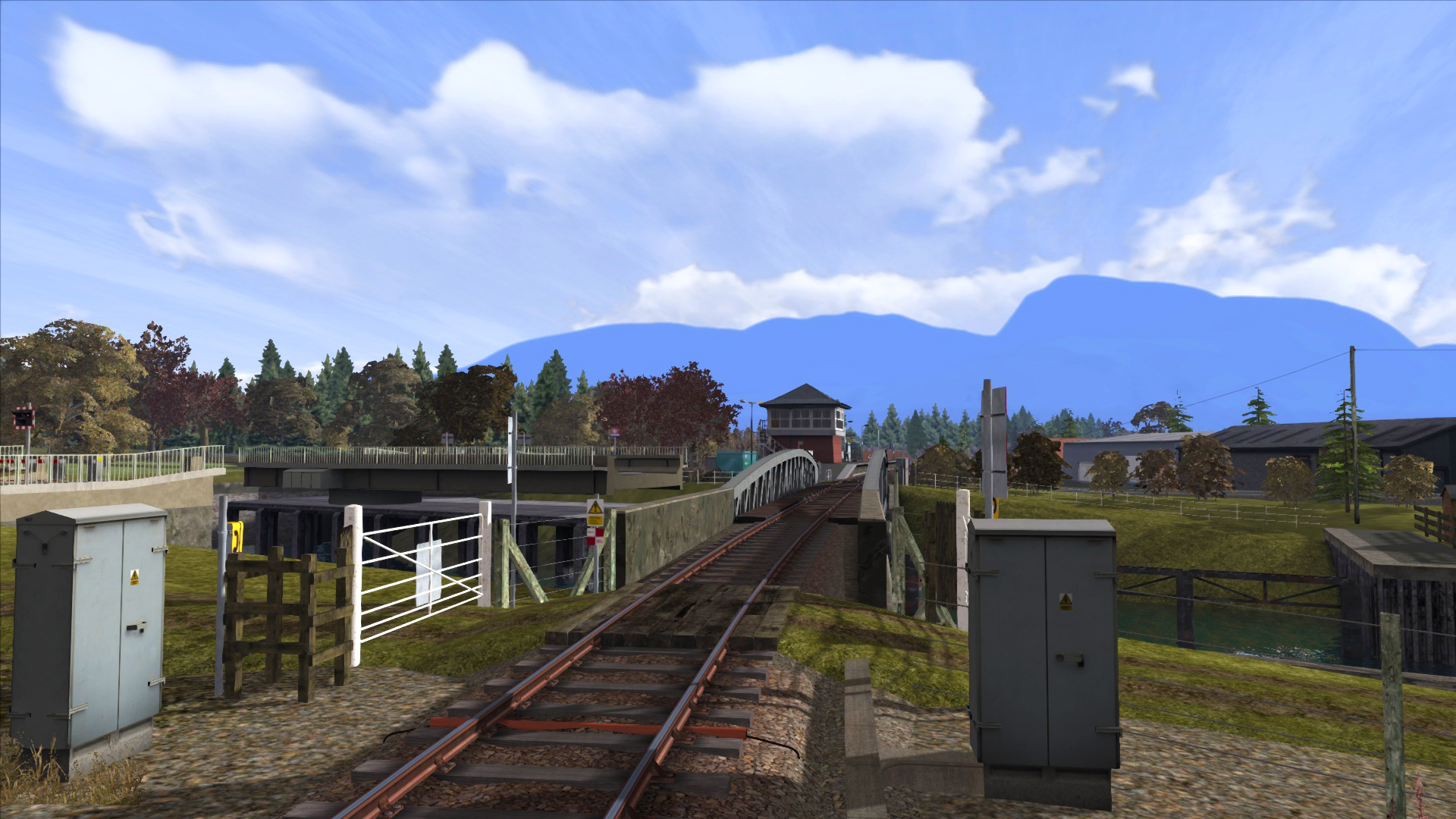 Train Simulator: West Highland Line Extension Route Add-On screenshot