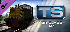 Train Simulator: BR Class 07 Loco Add-On