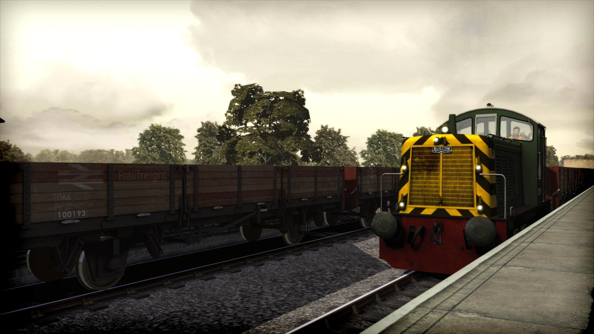 Train Simulator: BR Class 07 Loco Add-On screenshot