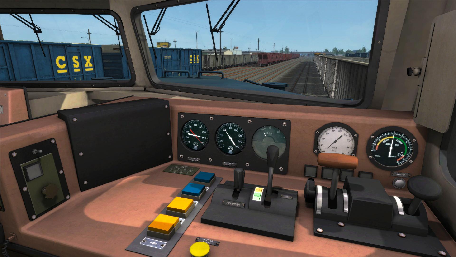 Train Simulator: Miami - West Palm Beach Route Add-On screenshot