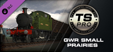 Train Simulator: GWR Small Prairies Loco Add-On