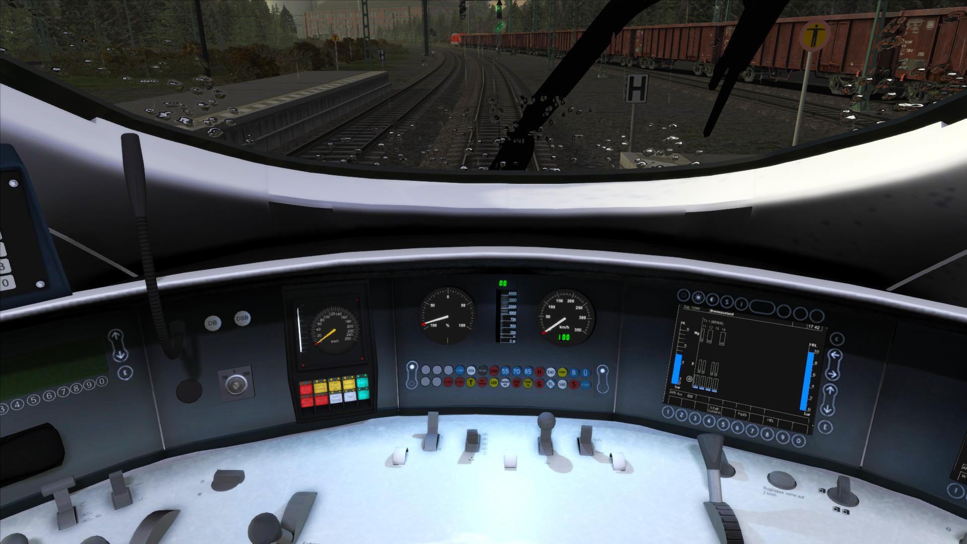 Train Simulator: DB BR 605 ICE TD Add-On screenshot