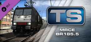 Train Simulator: MRCE BR 185.5 Loco Add-On