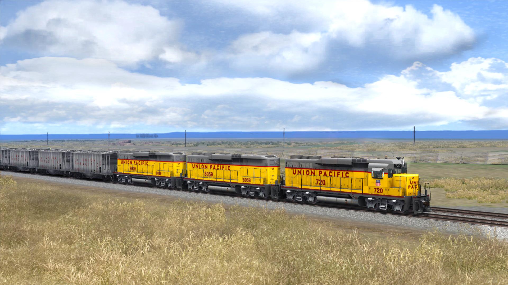 Train Simulator: Union Pacific GP30 Loco Add-On screenshot