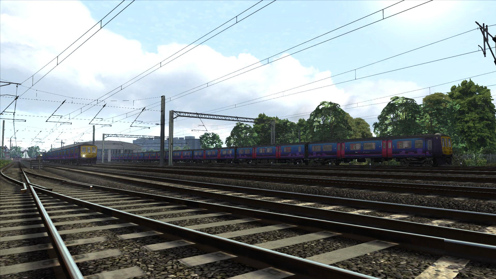 Train Simulator: Midland Main Line London-Bedford Route Add-On screenshot