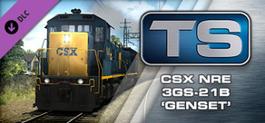 CSX NRE 3GS-21B 'Genset' Loco Add-On