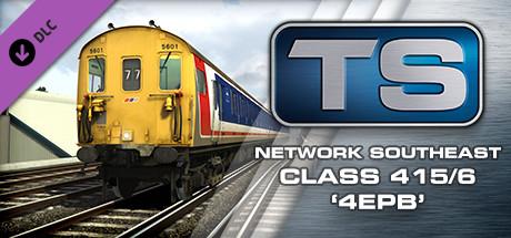 Train Simulator: Network SouthEast Class 415 '4EPB' EMU Add-On