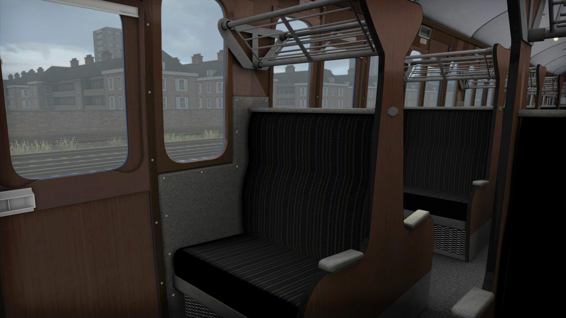 Train Simulator: Network SouthEast Class 415 '4EPB' EMU Add-On screenshot