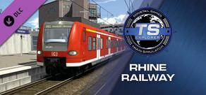 The Rhine Railway: Mannheim - Karlsruhe Route Add-On