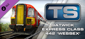 Train Simulator: Gatwick Express Class 442 'Wessex' EMU Add-On