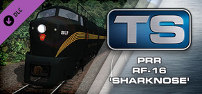 Train Simulator: PRR RF-16 'Sharknose' Loco Add-On