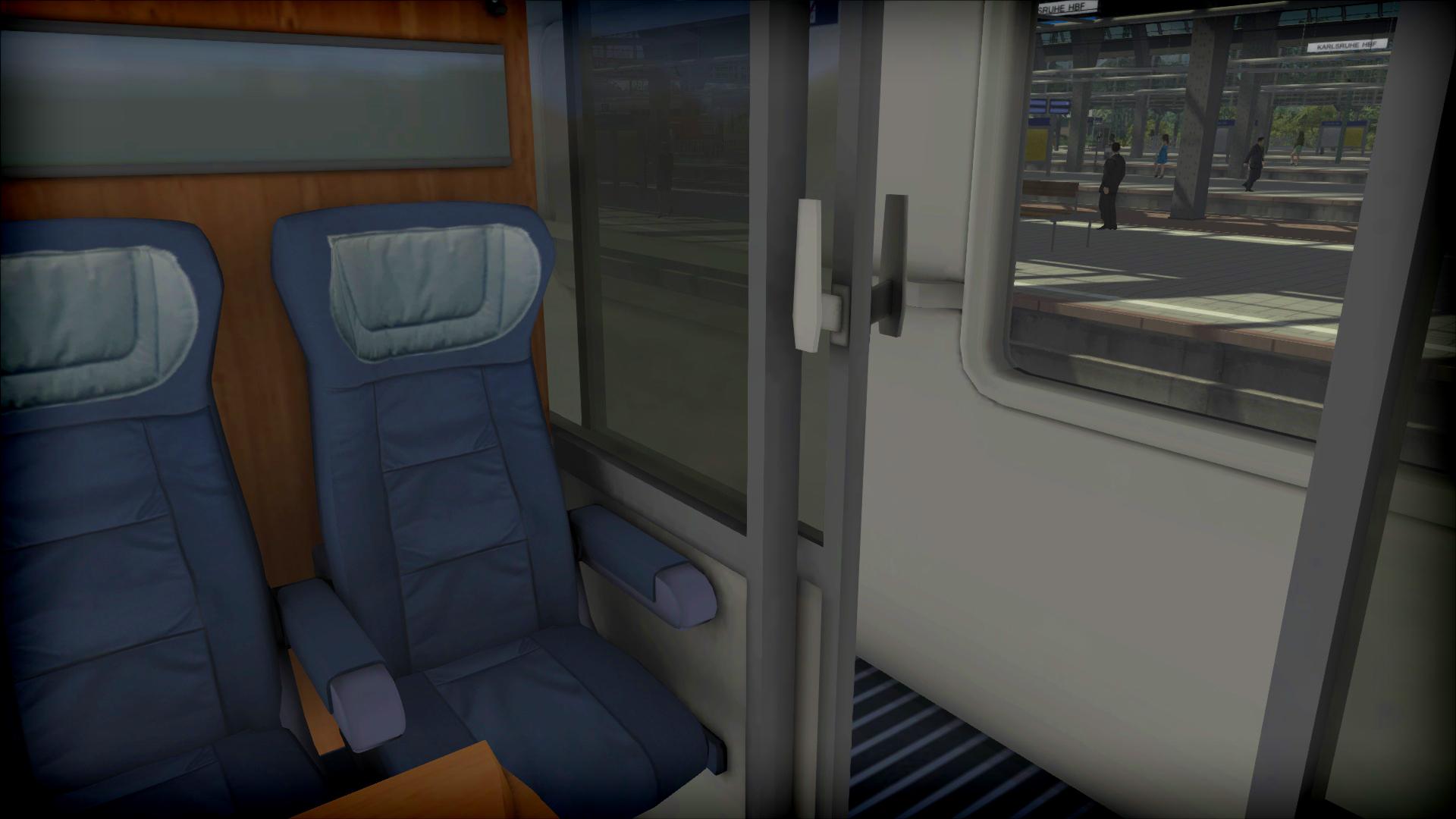 Train Simulator: DB BR 120 Loco Add-On screenshot