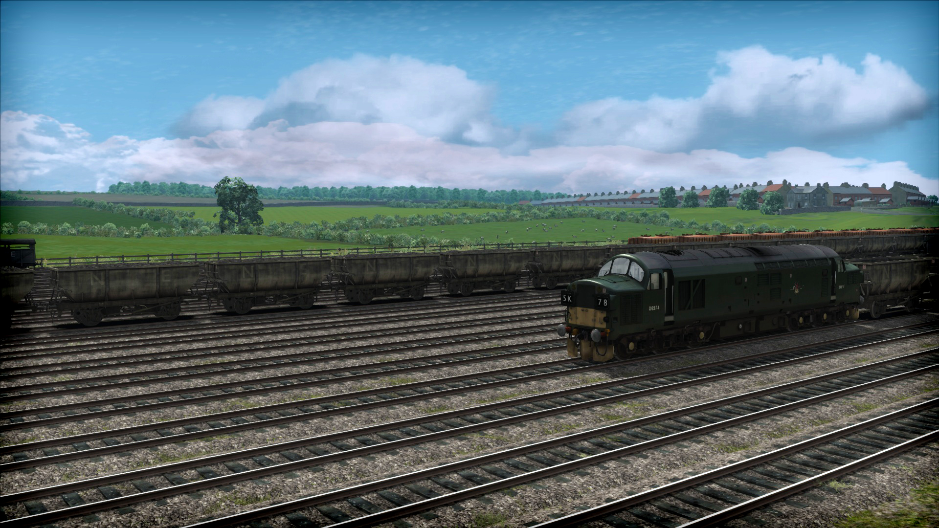 Train Simulator: Weardale & Teesdale Network Route Add-On screenshot