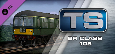 Train Simulator: BR Class 105 DMU Add-On