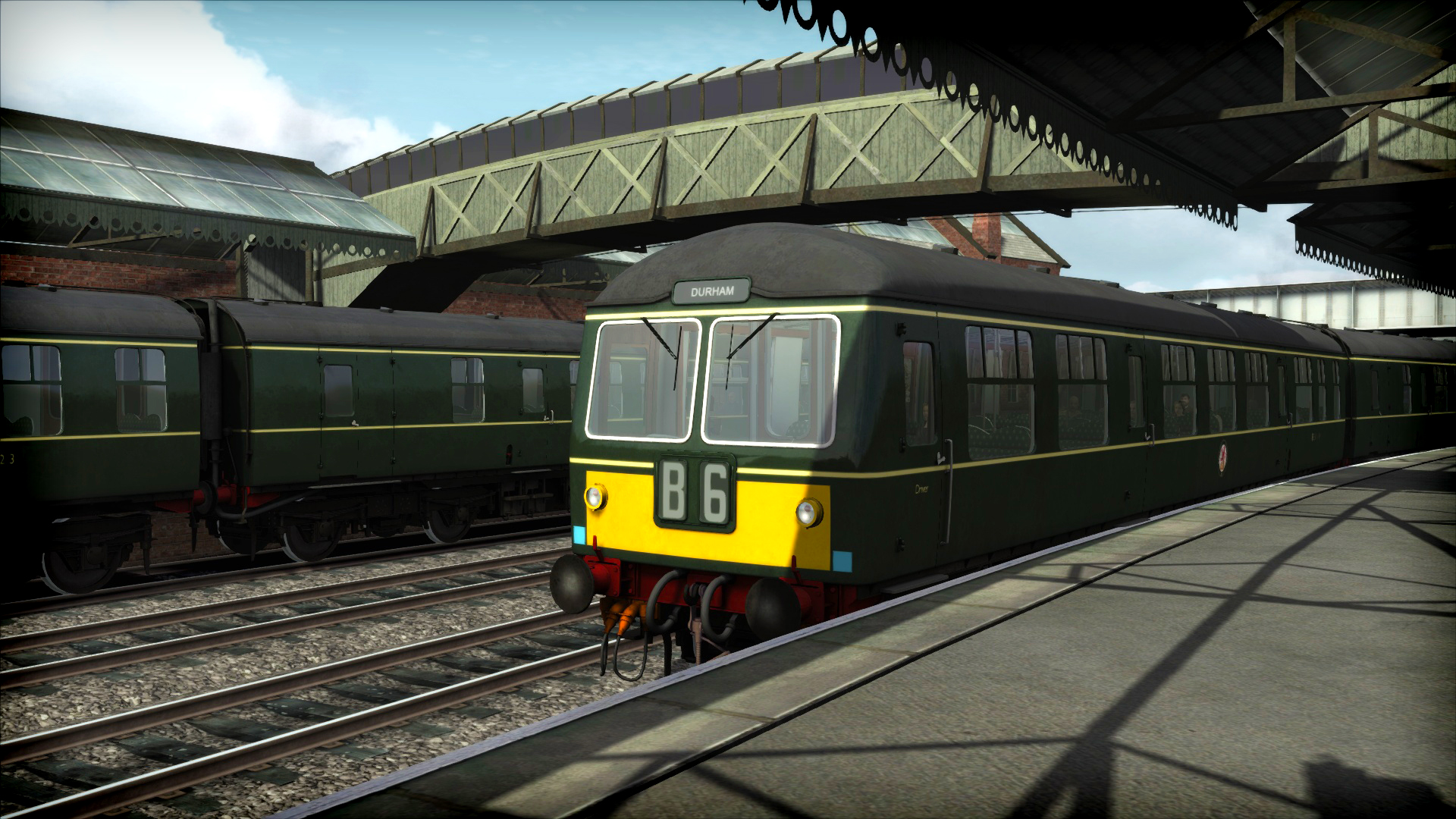 Train Simulator: BR Class 105 DMU Add-On screenshot