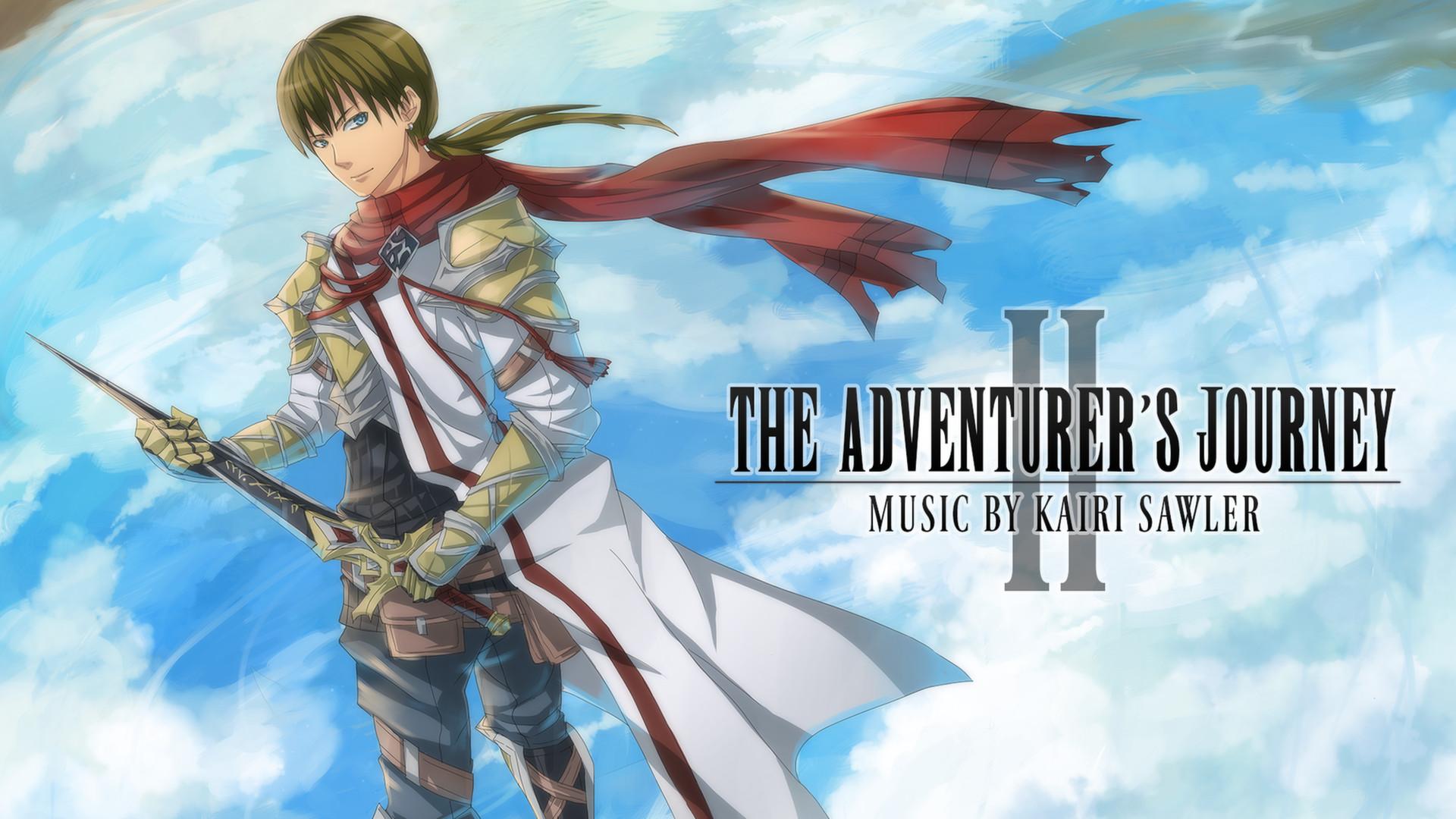 RPG Maker VX Ace - The Adventurer's Journey II screenshot