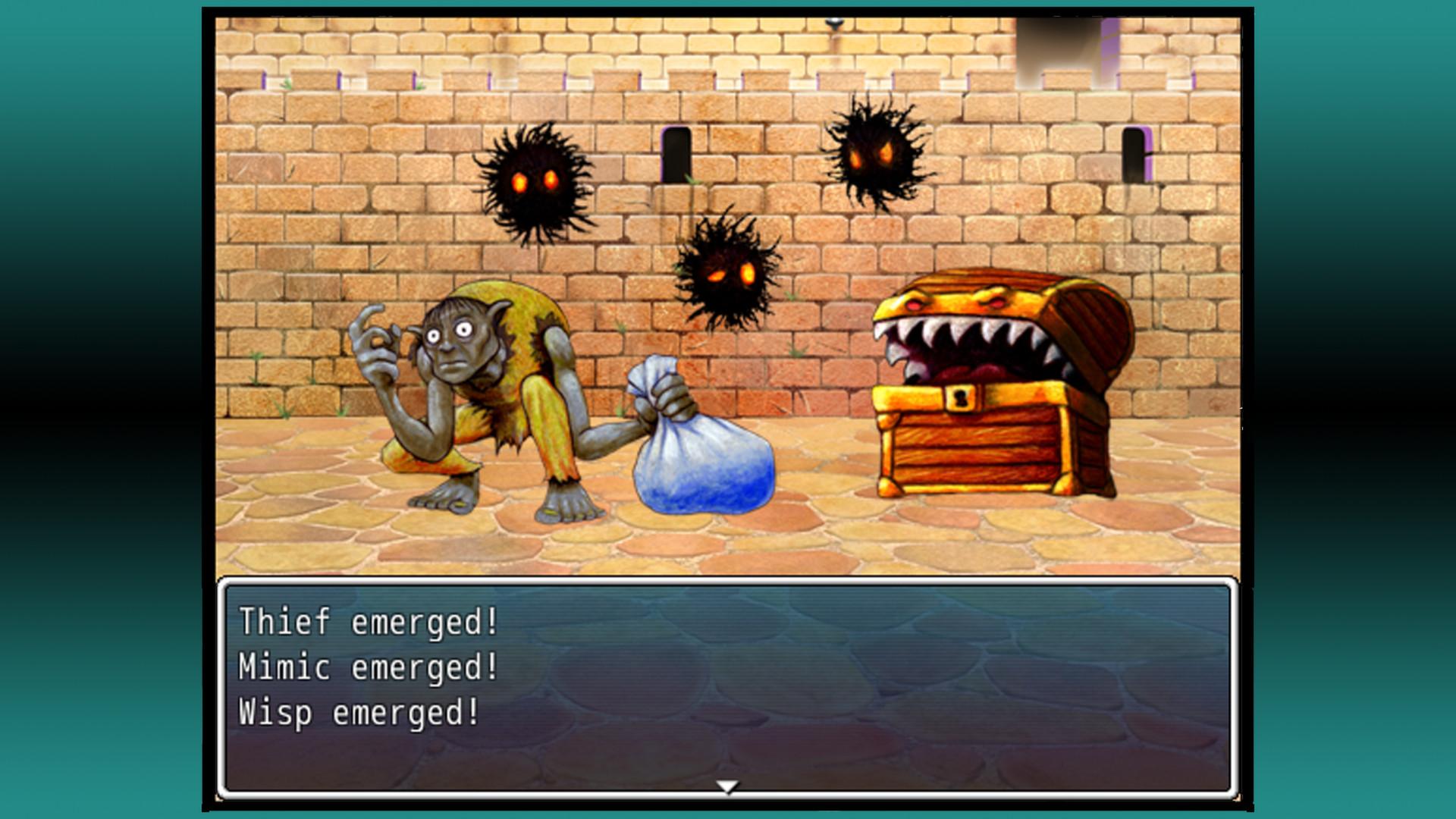 RPG Maker VX Ace - Tyler Warren RPG Battlers - 2nd 50 screenshot